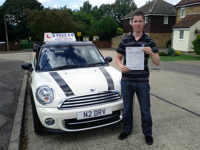 Ian Mullen Passed In Basildon