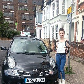Jemma Taylor Passes Driving Test