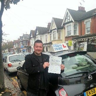 Marc Wickers passes in Basildon