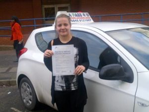 Samantha Hart passes in Basildon