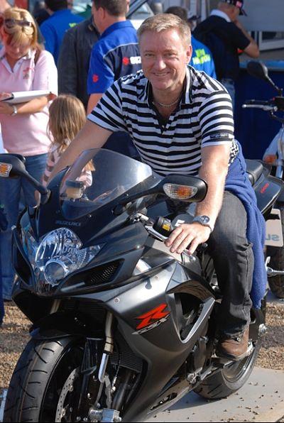 Terry Larkin driving instructor
