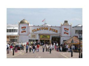 Clacton on Sea Pier