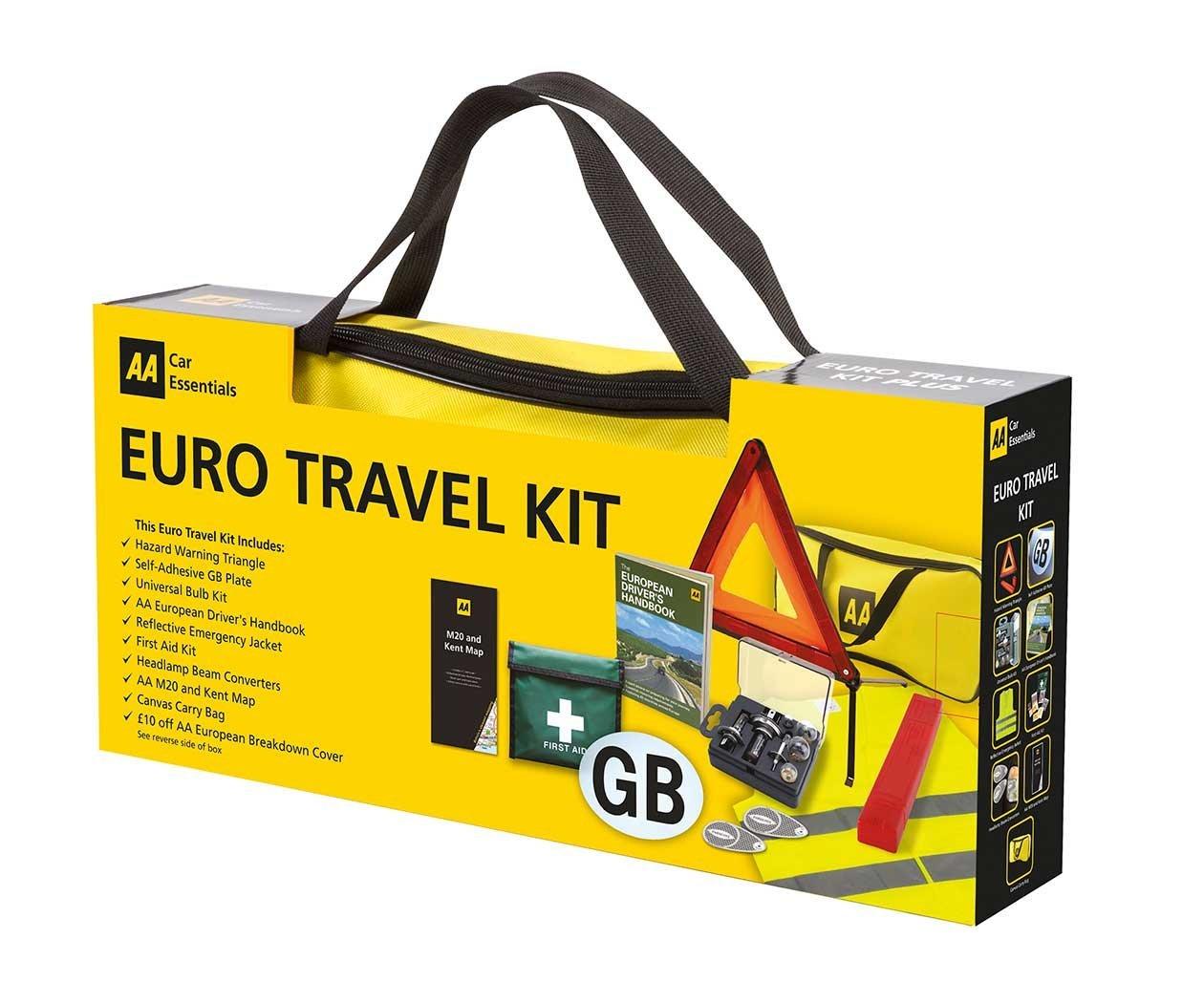 AA Road Travel Kit